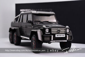 image is loading autoart 1 18 mercedes benz g63 amg 6x6