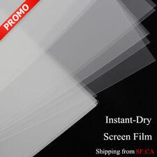 Waterproof Inkjet Quick Dry Milky Transparent Screen Film 85 X 1150 Sheets
