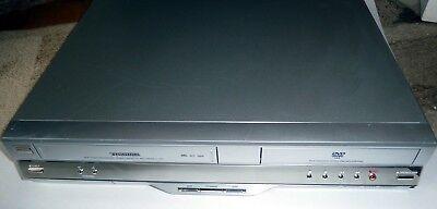 Toshiba d-vr4su dvd vcr combo recorder.