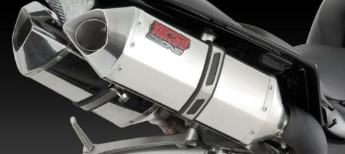 Stainless Steel Muffler Vance /& Hines 33509 CS One Slip-On