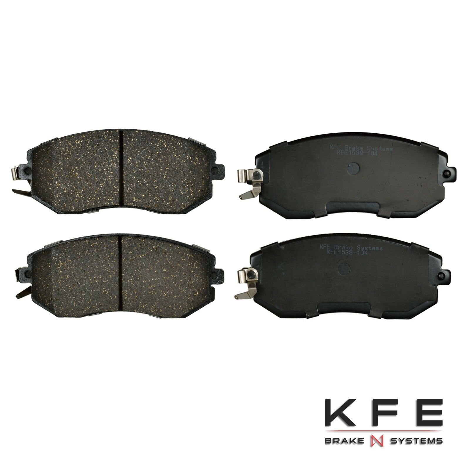 Ceramic Disc Brake Pad REAR Fits Crosstrek Forester Impreza Legacy Outback 1114