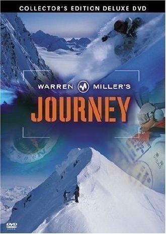1 of 1 - Warren Miller's Journey [Region 4] - DVD - Like New - Free Postage