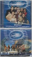 CD----DEUTSCHLAND SUCHT DEN SUPERSTAR -2003- -- UNITED