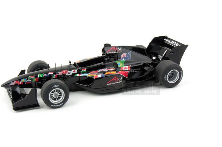 1 18 Autoart A1 GP 2007 Grand Race Car Die Cast Model