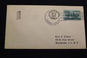 Navale-Cover-1949-SHIP-039-S-Annullo-Postale-Uss-Perry-DD-844-4175