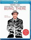 Being There 883929043521 With Peter Sellers Blu-ray Region 1