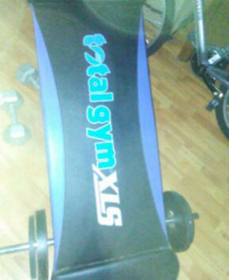 Total gym xls w full & videos accessories nqgxhd10174 home gyms
