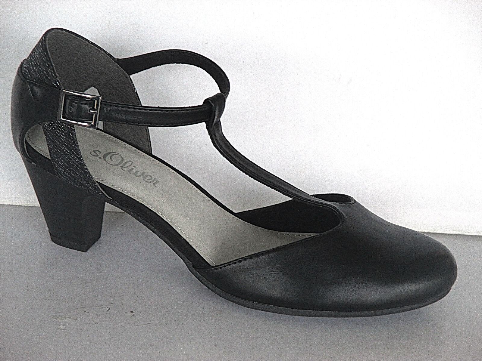 S.Oliver  Schuhe 5/5-24400-20 Damen Schuhe Spangenpumps, Gr. 36-40, Art. 5/5-24400-20 Schuhe  ++NEU+ fa8f72