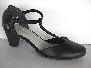 S Zu 24400 Schuhe 20neu 40Art55 Details Damen oliver SpangenpumpsGr36 rdBeCxoW