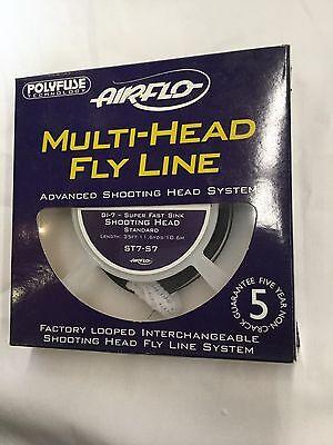 AIRFLO MULTI HEAD DI-3-FAST SINK ST8S3 STANDARD FLY LINE