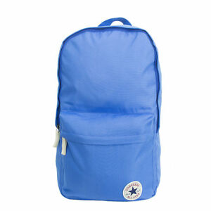 d9365ef2 CONVERSE ALL STAR POLY BACK PACK / SCHOOL BAG IN COLOUR BLUE | eBay