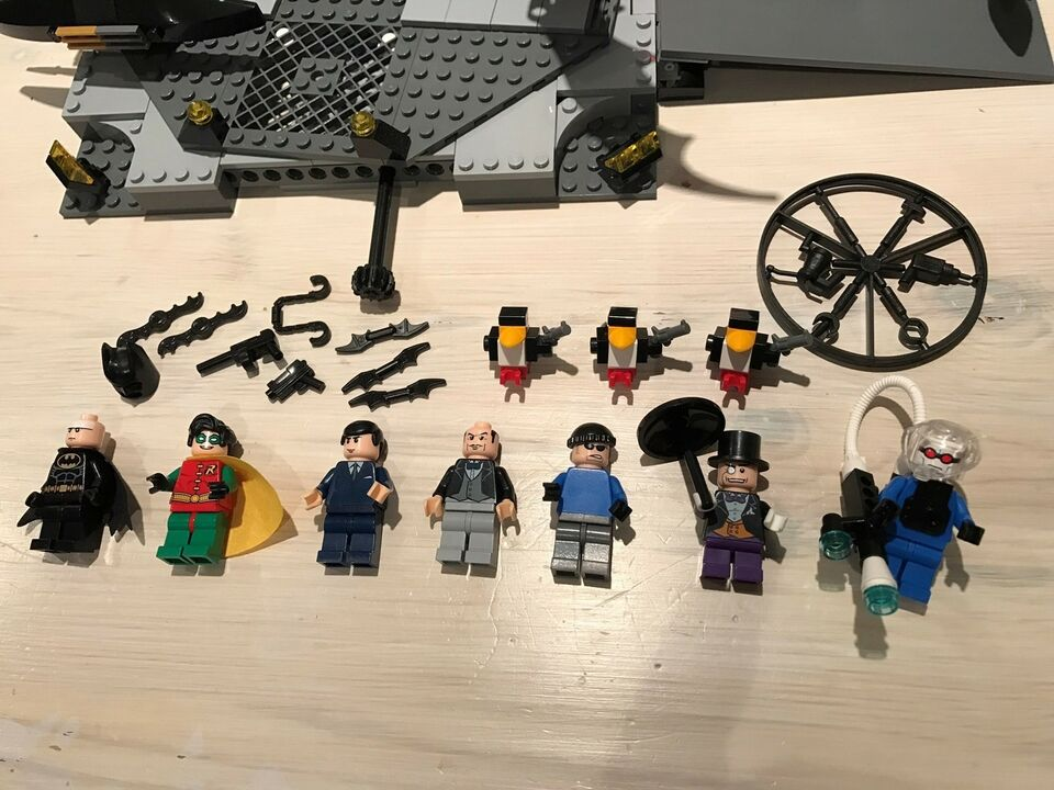 Lego Super heroes, 7783