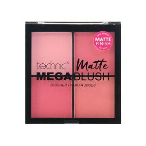 Technic-Mega-Blush-Matte-Quad-Blusher-Compact-Palette
