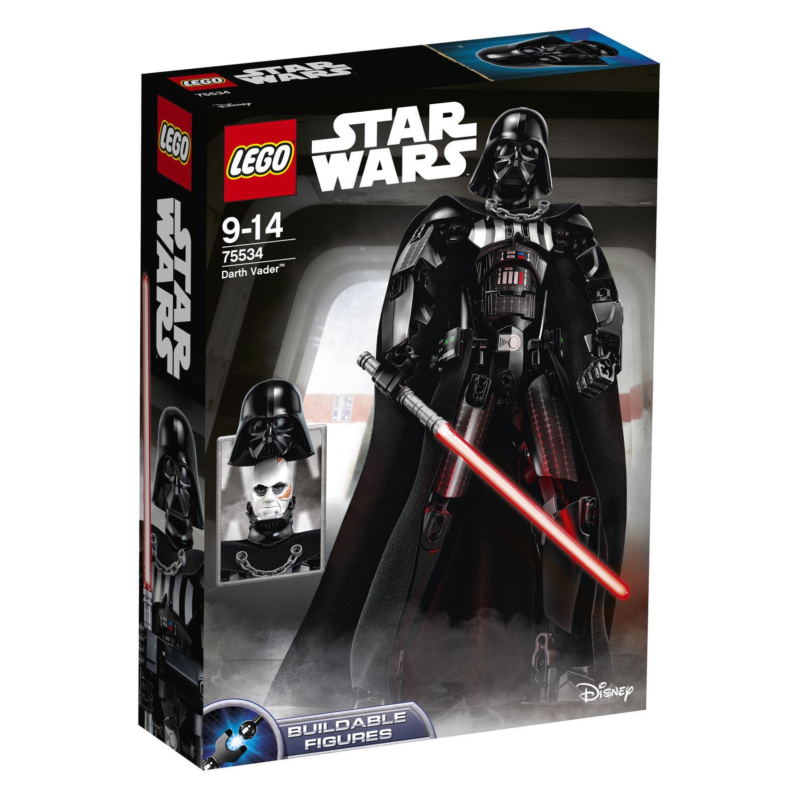 LEGO StarWars Darth Vader (75534) neu