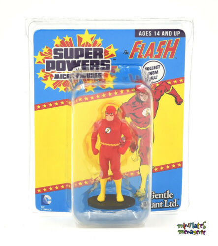 DC Super Powers Micro Figures Flash Gentle Giant Ltd