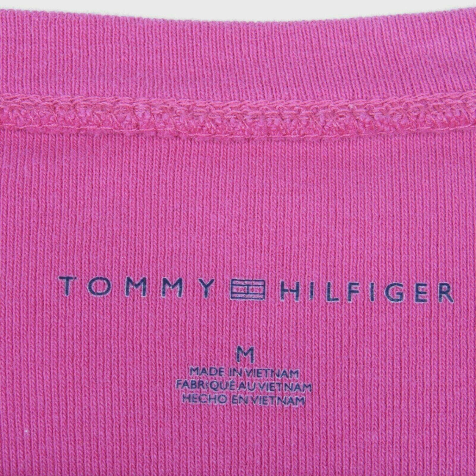 Tommy Hilfiger Womens Size Medium Long Sleeve VNe… - image 4