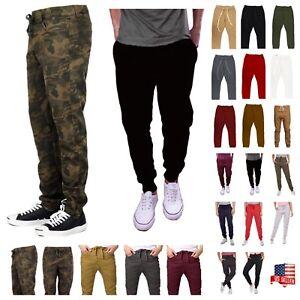 Men-Slim-Fashion-Jogger-Pants-Hip-Hop-Trouser-Casual-Hipster-Workout-Sweatpants