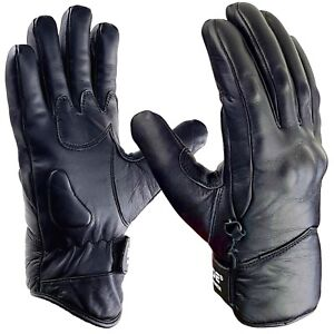 Blade-Leather-Best-Waterproof-Thermal-Warm-Winter-Motorcycle-Motorbike-Gloves