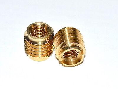 Thread Insert Kit,SS,Size 1//4-20,6 Pcs E-Z LOK EZ-400-4-CR