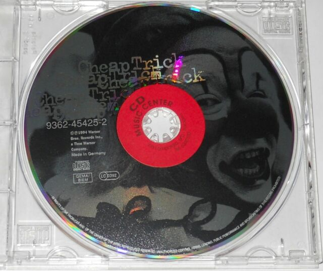 Cheap Trick - Woke Up With a Monster (1994) - CD