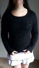 73% ANGORA Fuzzy Sweater by J. Crew! Similar to Express! Between 70% & 80%!