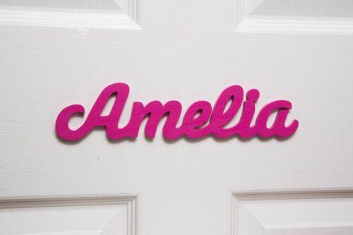 Home Garden Home Furniture Diy Wooden Name Plaques Bedroom Door Letters 91 Personalised Names Door Sign Ojas Co Th