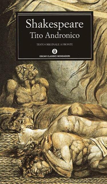 (1272) Tito Andronico - W. Shakespeare - Mondadori