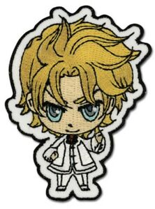 Vampire Knight Kaname Patch Embroidered Anime Manga Cosplay Licensed Brand NEW