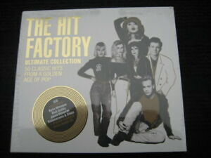3cd-set-Saw-Stock-Aitken-Waterman-The-Hit-Factory-ULTIMATE-COLLECTION-PWL-NUOVO