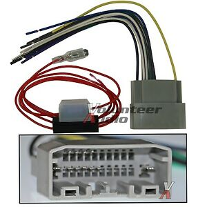chrysler harness daimler wiring p68021157ac scosche cr04b select chrysler dodge jeep radio replacement ...