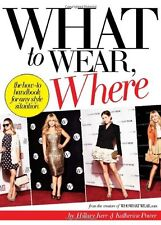 What to Wear, Where: The How-to Handbook for Any S