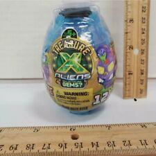 Treasure ❌ Aliens Ooze Egg With Ooze Sucking Aliens Gems