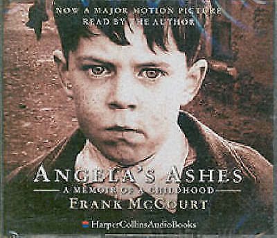 1 of 1 - Angela's Ashes: A Memoir of a Childhood by Frank McCourt (CD-Audio, 2000)