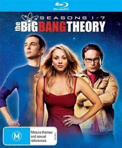The-Big-Bang-Theory-Season-1-7-Blu-ray-2014-14-Disc-Set-Brand-New-amp-Sealed