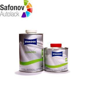 STANDOX-STANDOCRYL-verre-CRISTAL-Pro-k9040-2K-VERNIS-TRANSPARENT-Kit-1-5