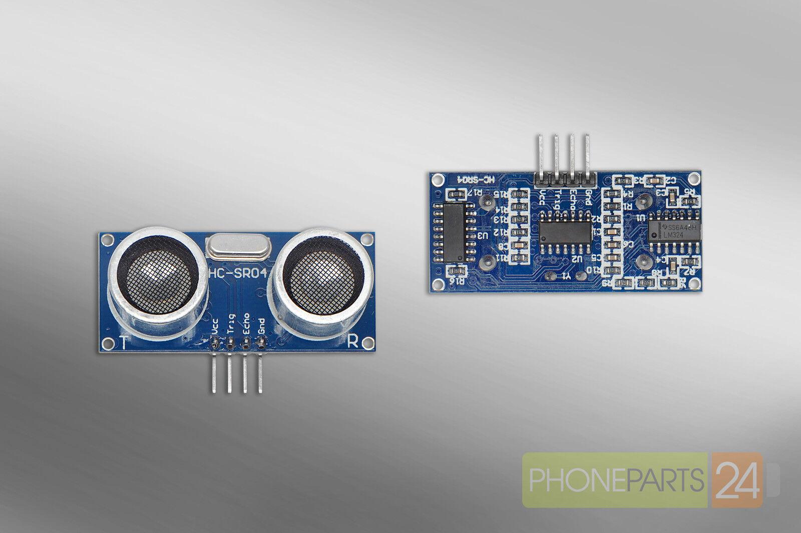 Ultraschall Entfernungsmesser Modul : Hc sr ultraschall sensor modul abstand entfernung ebay