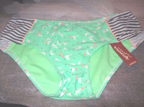 WOMEN/'S ARIZONA SWIM BOTTOMS MULTIPLE SIZES AND COLORS NEW WITH TAGS