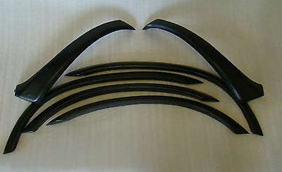 BMW x5 e53 4.6is 4.8is style wheel arches fender flare wide trim extension kit
