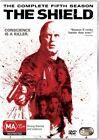 The Shield : Season 5 (DVD, 2009, 4-Disc Set)