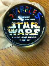 RARE STAR WARS 1997 STARBLES C-3PO R2-D2 FROM VENDING MACHINE CANADIAN ONLY