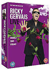 The Ricky Gervais Collection (DVD, 2010, 3-Disc Set)