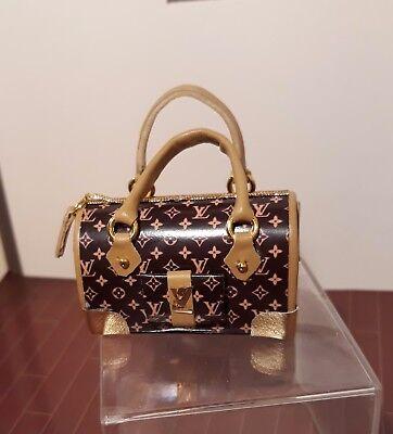 Fashion Royalty Poppy Parker Barbie Designer Style Handbag