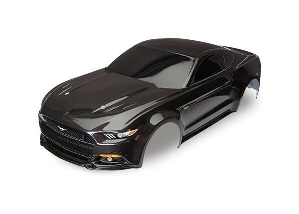 Traxxas Mustang Body 4tec 2.0 (body Only) Factory Finished