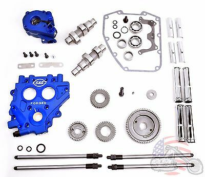 Andrews S&S Gear Drive Driven Big Twin Cam Upgrade Install Kit Package Harley