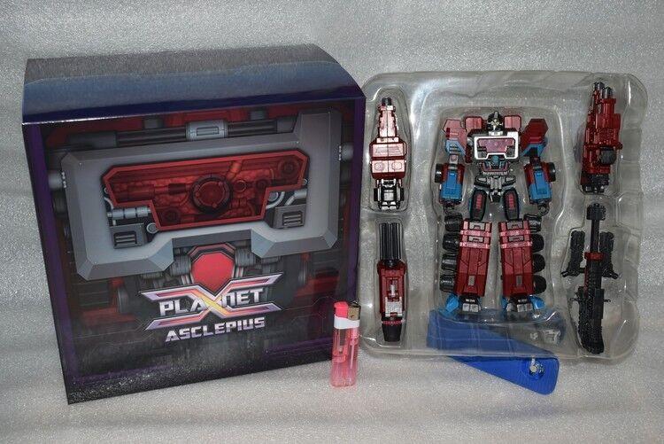 PlanetX Transformers FOC sensor PX-08 Asclepius Cybertron