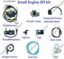 motorcycle ATV scooter buggy moped UAV EFI engine Electronic Fuel Injection kit