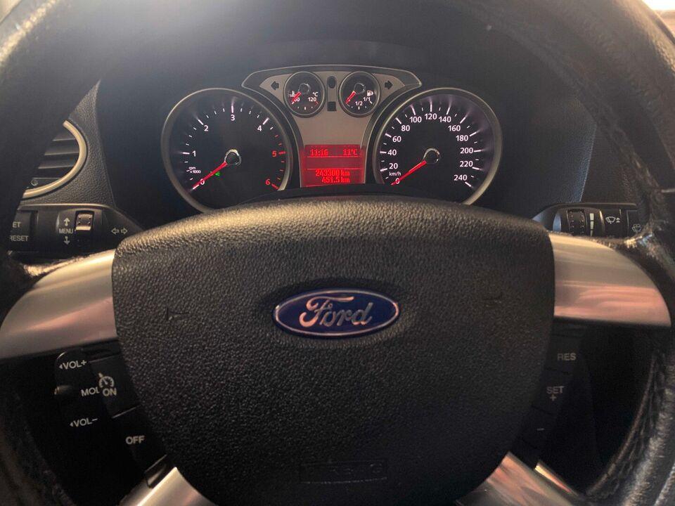 Ford Focus 1,6 TDCi 90 Trend Collec. stc. ECO Diesel modelår