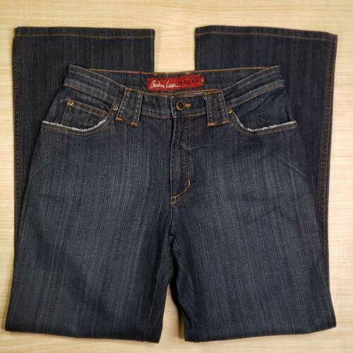 Barbara Lesser Bootcut Jeans. 6