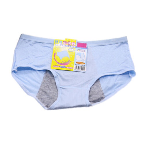 Physiological Leakproof Menstrual Period Lengthen Broadened Underwear Panties TS
