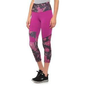 3f8cb38022bf5e NWT $75 The North Face Womens Motivation High Rise Printed Crop ...